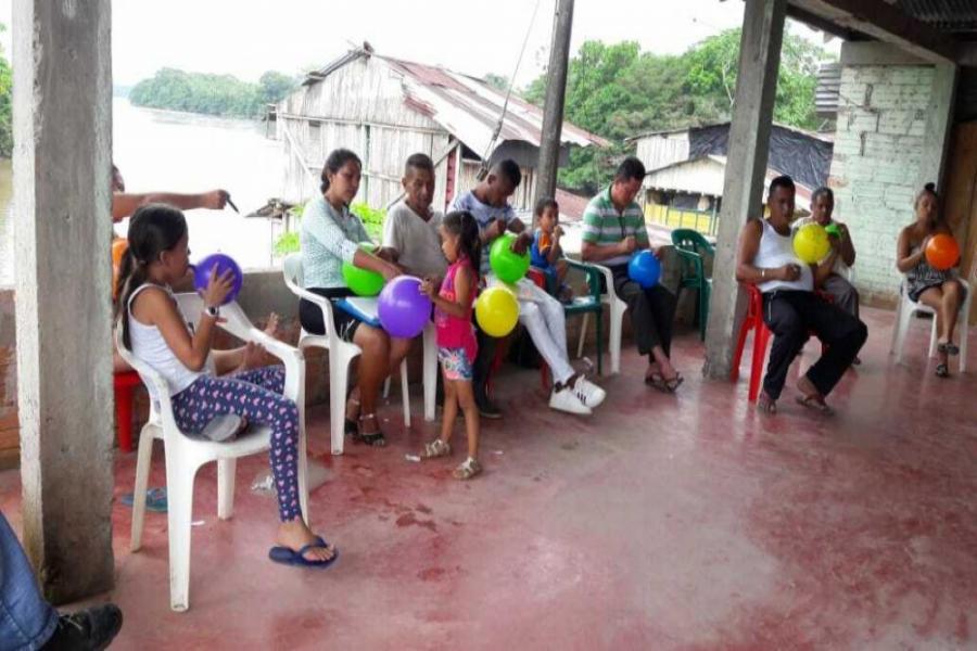 Taller planeación proyectos - JAC Piñuña Negro - Puerto Leguizamo
